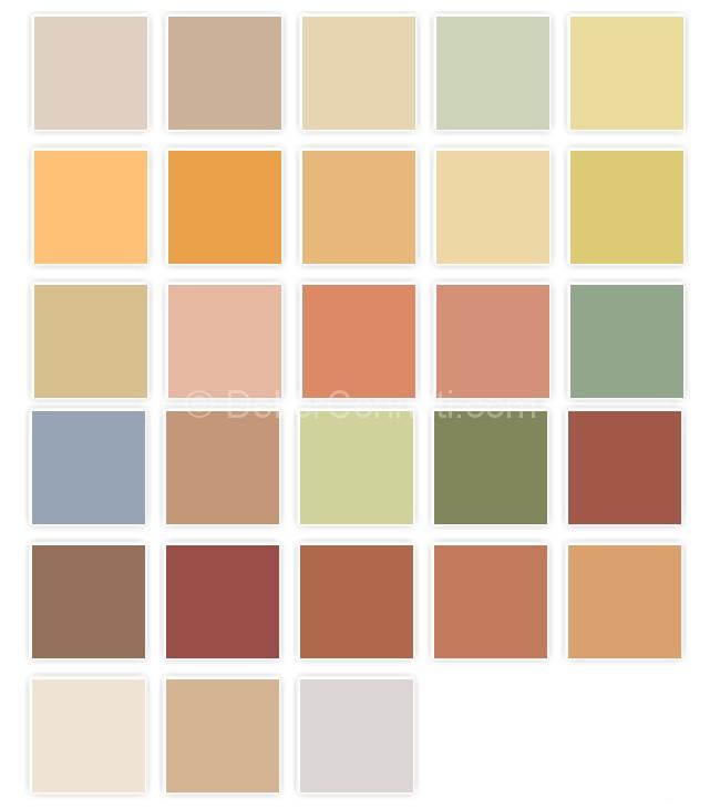 Mutfak hangi renk olmalı